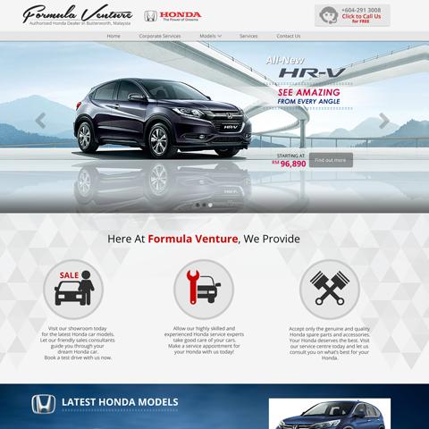 Formula Venture (Honda)