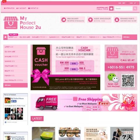 My Perfect House (MPH2U.com)