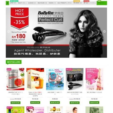 WeiTuan91.com - Online Store