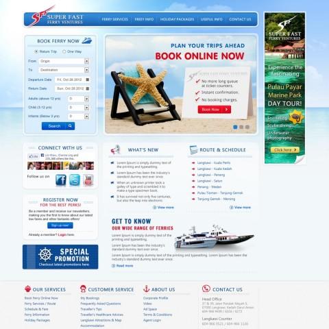 SSF (web design)