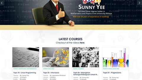 ezlearn2u Learning Portal